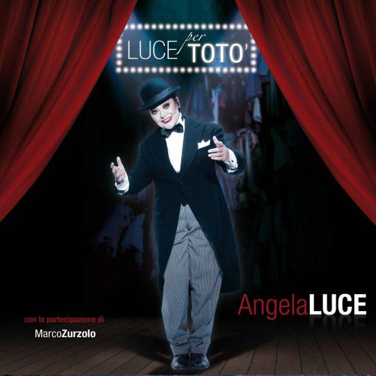 Angela Luce digipack