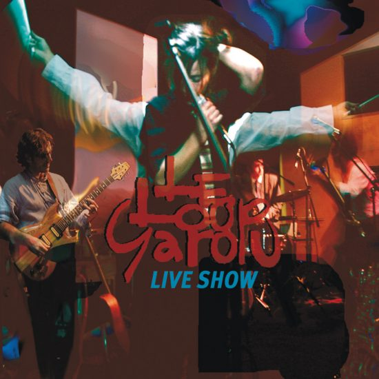 booklet Le Loup Garou